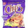Chips Fuego 51g